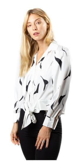 223ccc74e507 Camisa Blanca Lazo Negro - Ropa y Accesorios en Mercado Libre Argentina