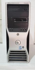 Dell Precision T3400 Core 2 Duo 4gb Hd 320 Gb
