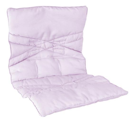 Almofada Protetora Para Carrinho - Fluffy - Rosa - Kiddo