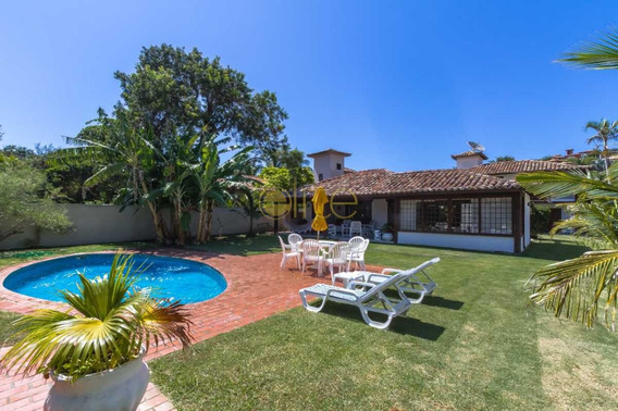 Casa Em Condomínio-à Venda-praia Da Ferradurinha-armação Dos Búzios - Ebcn40043