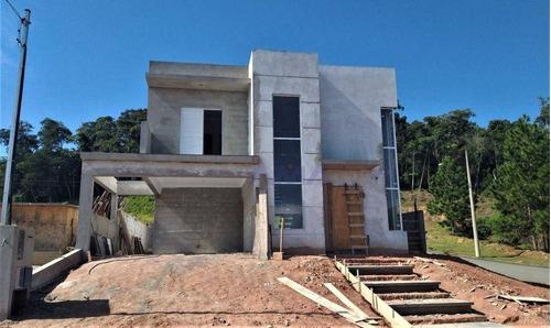 Casa Com 3 Dormitórios À Venda, 240 M² Por R$ 950.000,00 - Reserva Santa Paula - Cotia/sp - Ca1996