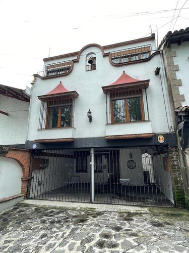 Imagen 1 de 14 de Casa Colonial Cda C Reja  Como Nueva San Jerónimo Lidice