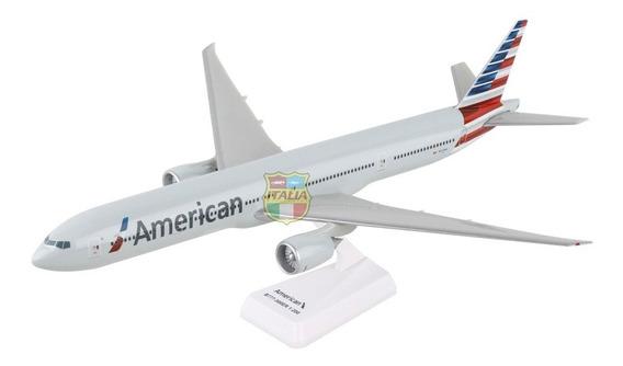 Boeing 777-300er American 1:200 Flight Miniatures