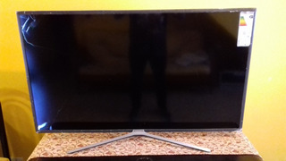 Smart Tv Samsung 49 Un49k5500 (pantalla Rota-enciende)