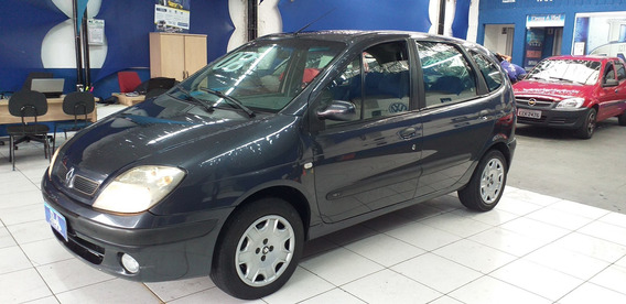 Renault Scenic Authentique Flex , Sem Entrada 48x De 583,00