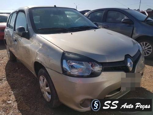 Imagem 1 de 2 de Sucata De Renault Clio 2014 - Retirada De Peças