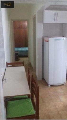 Imagem 1 de 6 de Apartamento Com 1 Dorm, Ocian, Praia Grande - R$ 155.000,00, 45m² - Codigo: 196 - V196