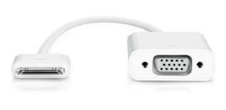 Cable Adaptador Conversor Vga Para iPhone iPod iPad 30 Pines