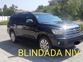 Toyota Sequoia Blindada Niv 5