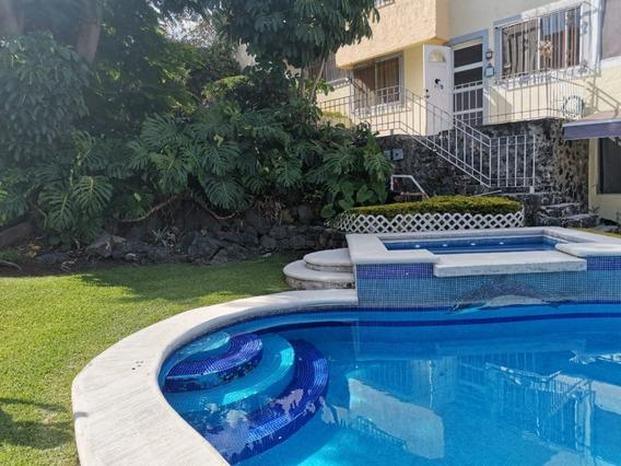 Casa En Condominio En Pedregal De Las Fuentes / Jiutepec - Maz-57-cd