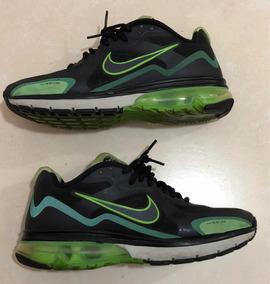 Tênis Nike Air Max Hyperfuse - Verde E Preto