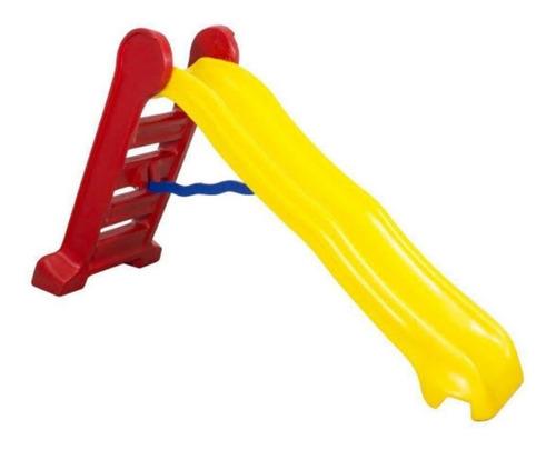 Escorregador Infantil Playground 4 Degraus Jr