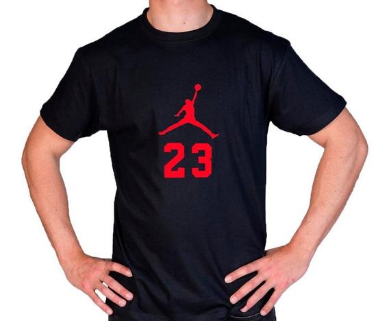 Camiseta Estampada Jordan 23