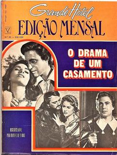 Revista Grande Hotel Mensal Nº 33 - Fotonovela - 1973