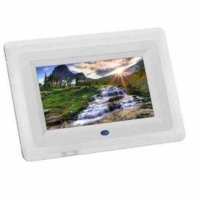 Porta Retrato Digital 7 Polegadas Kanko Control Remot Usb,sd