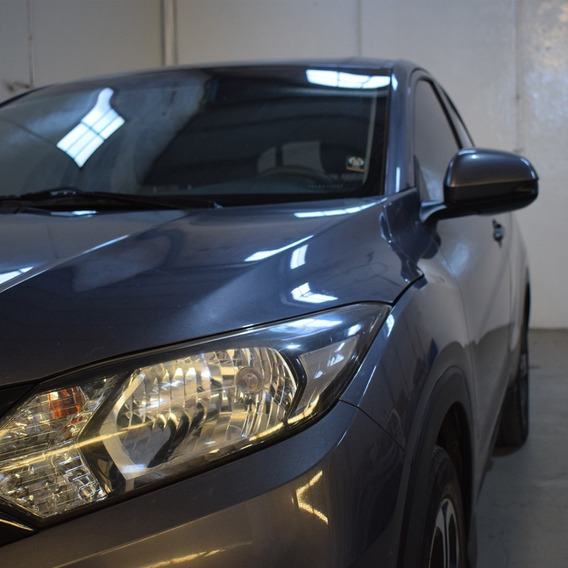Honda Hrv Lx Cvt Tapizaso De Cuero Mod. 2015