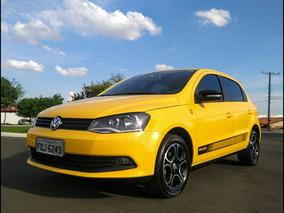 Gol Seleção -2014- Amarelo, Motor 16 Flex, Completíssimo !!