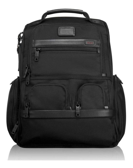 Tumi Alpha 2 Bussines Bag Pack 21 Litros Nylon Balistico