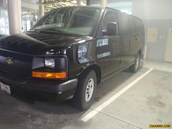 Chevrolet Van G 1500cargo Van