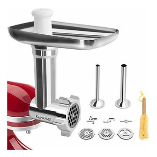 Metal Food Grinder Attachment For Kitchenaid Stand Mixers In