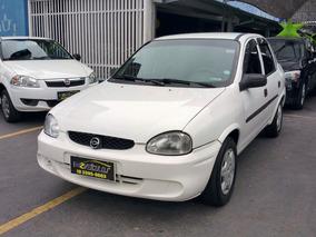 Corsa 1.0 8v Wind Sedan 4p Manual 2001 Ve+te Troco E