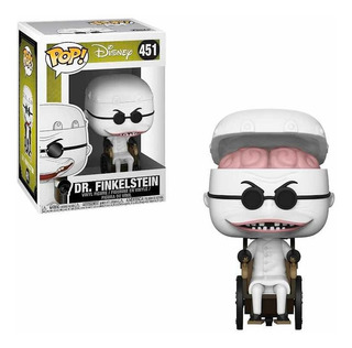 Funko Pop Dr. Finkelstein Jack Skellington Original Disney