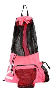 Mochila De Red Tyr Big Mesh Mummy Backpack Natación Gym