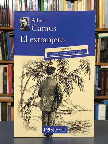 Imagen 1 de 2 de El Extranjero - Albert Camus - Emu