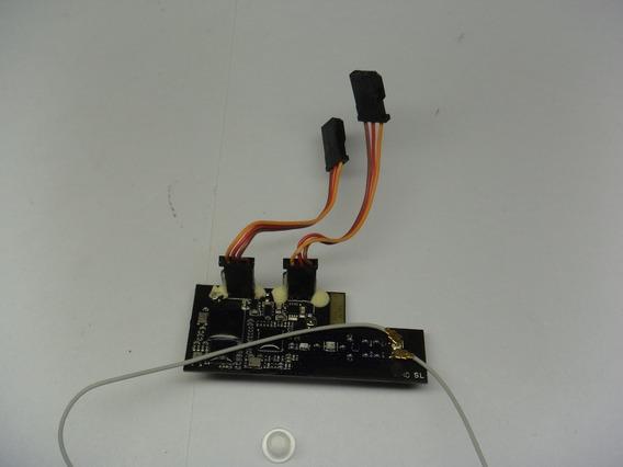 Receiver 2.4ghz V4 Original Dji Phantom 2 Impecável 2 Antena