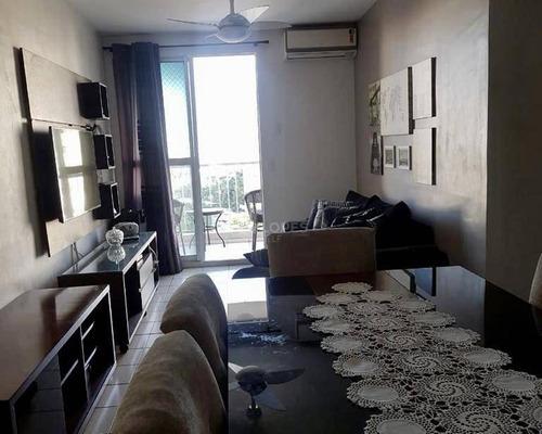 Apartamento Com 3 Dormitórios À Venda, 72 M² Por R$ 420.000,00 - Barreto - Niterói/rj - Ap47423