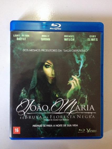 João, Maria E A Bruxa Da Floresta Negra Blu Ray