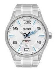 Relógio Masculino Orient Mbss1318 S2sx Aço Inoxidável