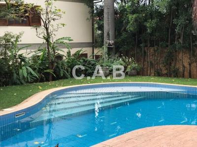Casa Para Locaçao No Residencial 04 Em Alphaville - 9969