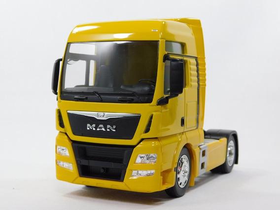 Miniatura Caminhão Man Tgx Escala 1;32