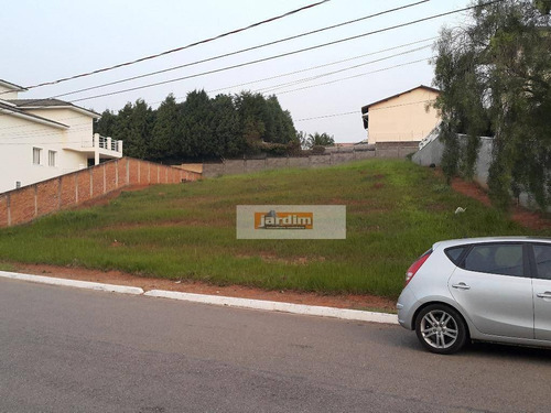 Terreno Residencial À Venda, Terras De São Carlos, Jundiaí. - Te0737