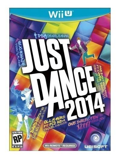 Nintendo Wii U Just Dance 2014 Original Semi Novo