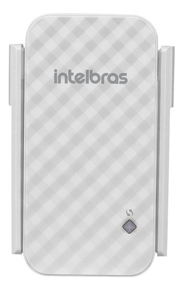 Repetidor Expansor De Sinal Wifi Internet Intelbras 300mbps