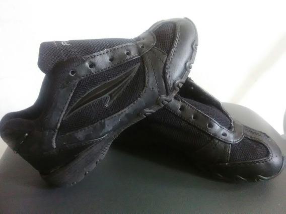 Zapatos Escolares Rs21 De Niño