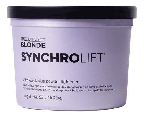 Imagem 1 de 2 de Paul Mitchell Pó Descolorante Synchrolift Powder Lightener
