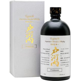 Whisky Japones Togouchi Premium Blended Con Estuche