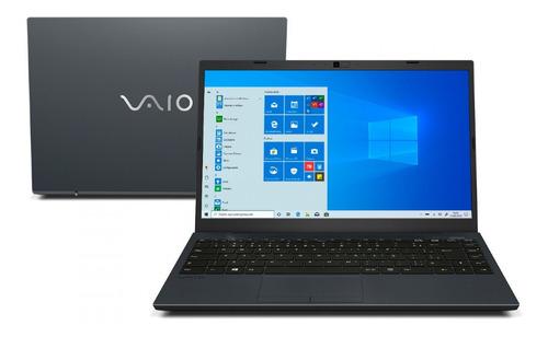 Imagem 1 de 10 de Notebook Vaio Fe14 Tela 14 Full Hd Intel Core I3-1005g1 4gb