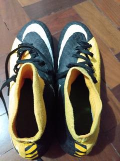 Chuteira Nike Cano Alto Original