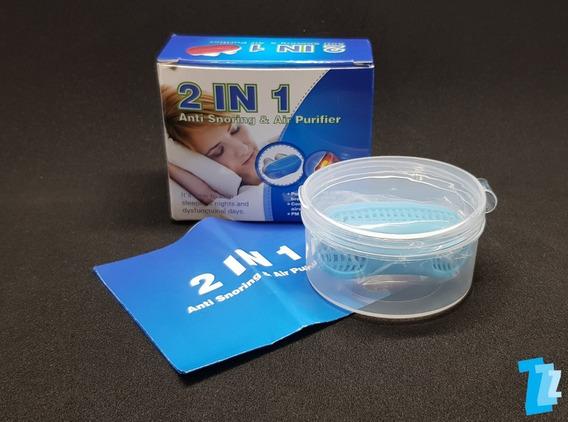 Dispositivo Antironquido, Filtra Aire Nasal - Envío Gratis