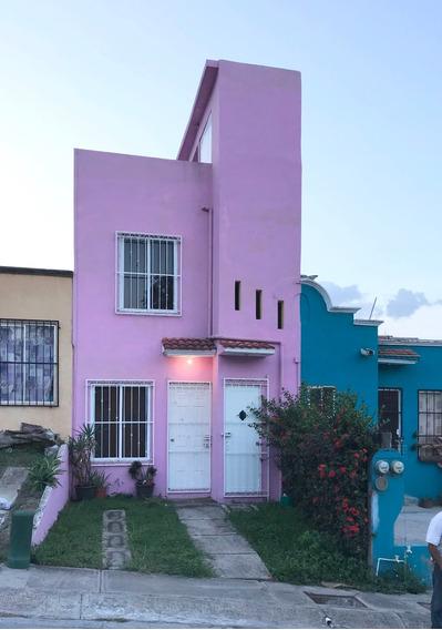 Casa Tipo Duplex Veracruz Puerto, Zona Tamsa O Tejeria