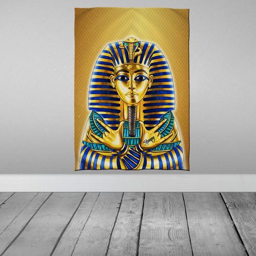 Imagem 1 de 3 de Stompy Bandeira Decorativa Decoração Egypt Egito Gold Faraoh