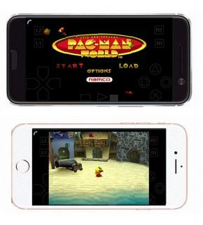 Pac-man World De Ps1 Para Android Emulador Psone