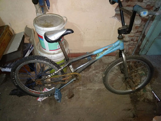 Bicicleta Bmx Flat Land Rodado 20
