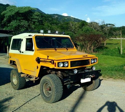 Engesa 1998 4x4 Turbo Diesel Completo