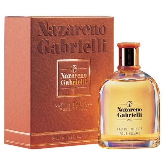 Perfume Nazareno Gabrielli Pour Homme Edt 100 Ml Original
