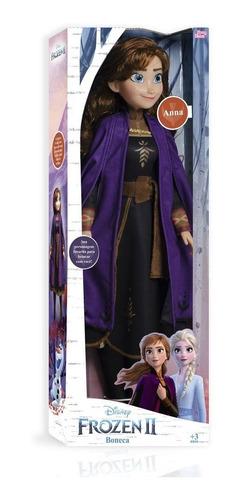 Princesa My Size Disney Anna Frozen 2 Boneca 82cm Babybrink